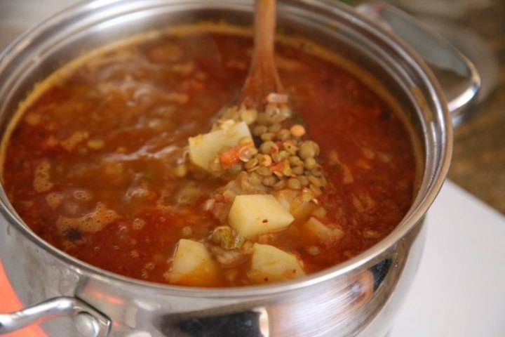 Lentil Soup Recipe - Lentil Vegan Recipes