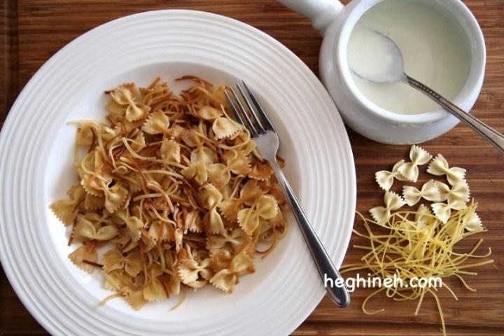 Stir Fried Noodles Recipe-Վերմիշելով Փլավ