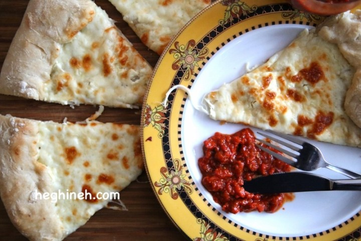 Cheese Bread Recipe - Պանրահաց