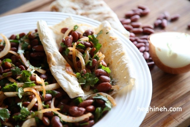 Red Bean Salad Recipe - Armenian Cuisine
