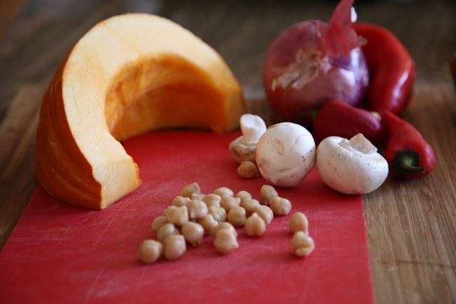 Roasted Pumpkin Salad - Խորոված Դդումով Աղցան