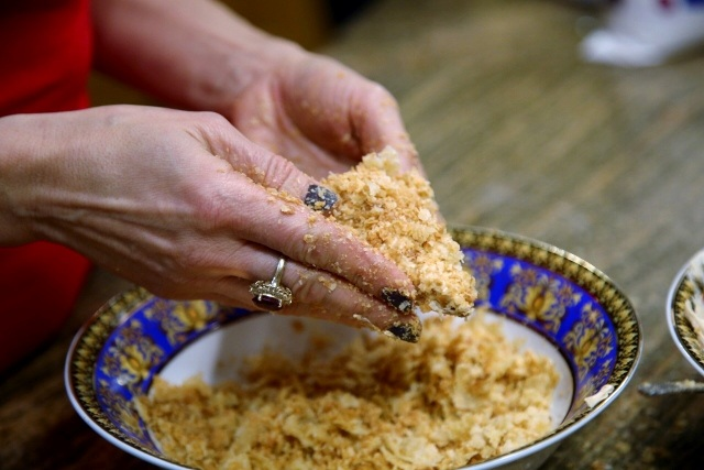Easy Napoleon Recipe by Heghineh
