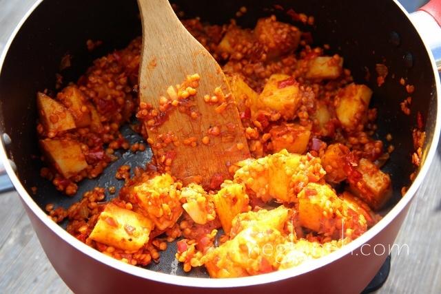Chickpea Soup Recipe - Armenian Cuisine