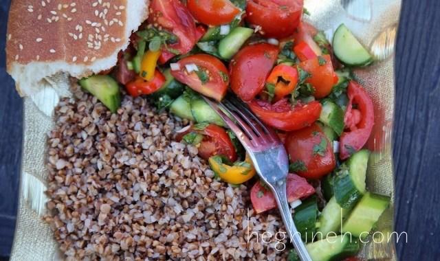 Cooked Buckwheat Recipe - Հնդկաձավարով Փլավ
