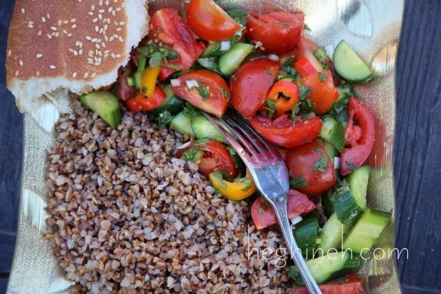 Cooked Buckwheat Recipe