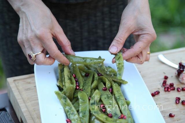 Green Bean Appetizer Recipe