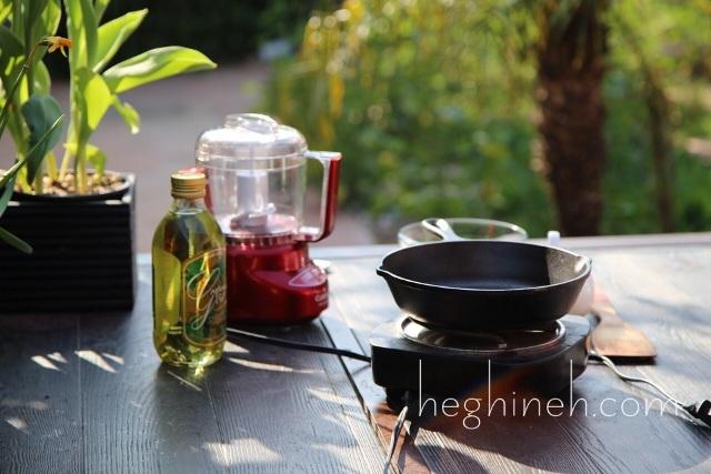 Homemade Tahini Paste Recipe by Heghineh