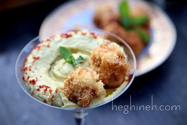 Crunchy Cauliflower Recipe by Heghineh