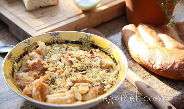 Breakfast Soup Recipe -Konchol -Armenian Cuisine