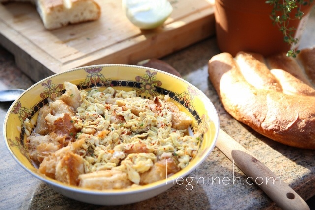 Breakfast Soup Recipe -Konchol -Armenian Cuisine