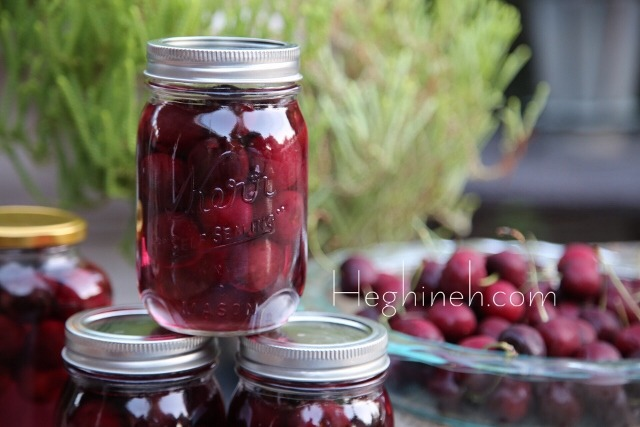 How To Make Cherry Compote