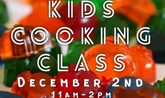 Kids Cooking Class - December 2nd
