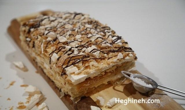 Cake Haykakan Recipe - Տորթ Հայկական