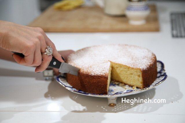Biscuit Cake Recipe - Սովորական Բիսկվիտ - Heghineh Cooking Show