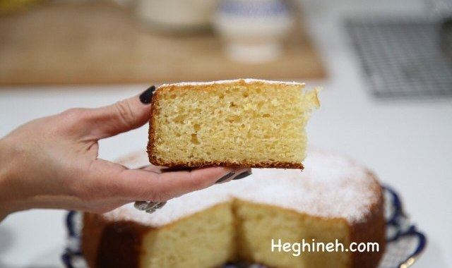 Biscuit Cake Recipe - Սովորական Բիսկվիտ - Heghineh Cooking Show