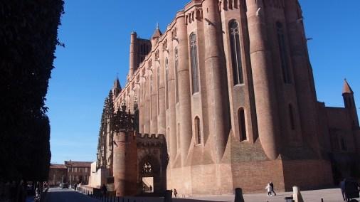 cathedrale Sainte Cecile