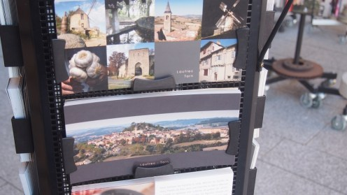 Albi en cartes postales