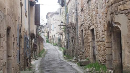 rue deserte