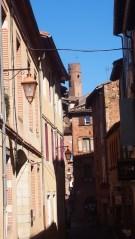 rue Lautrec Albi