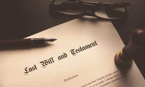 Hegwood Law Group discusses Sam Houston's will and how similar it is to modern wills.