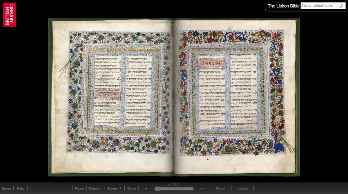 bible - A Bíblia de Lisboa