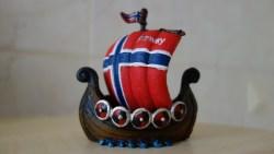 Norwegen Schiff