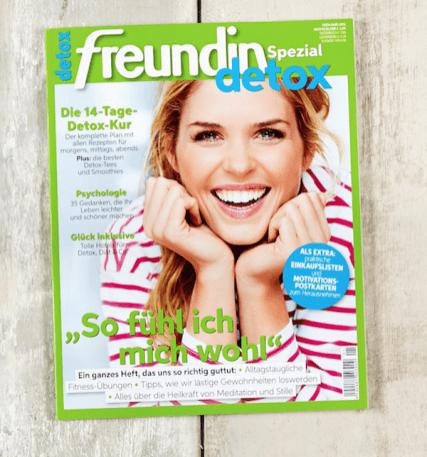 Cover Freundin#1
