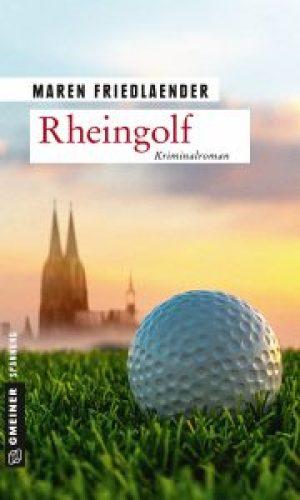 Cover des Kriminalromans Rheingolf