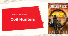 Book Review Coil Hunters