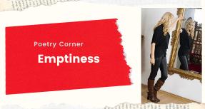 Poetry Corner: Emptiness