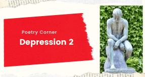 Poetry Corner: Depression 2