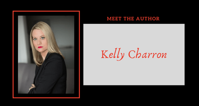 Meet the Author with Kelly Charron