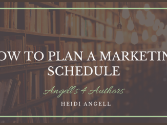 How to Plan a Marketing Schedule