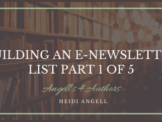 Building an E-newsletter list Part 1 of 5