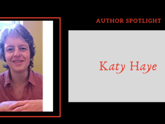 Meet the Author Katy Haye