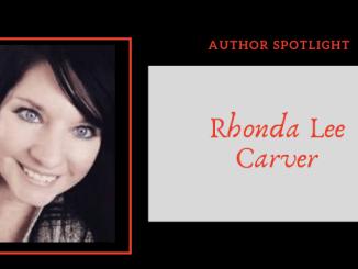 Meet author Rhonda Lee Carver