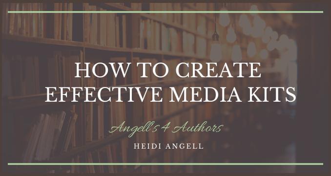 How to create effective media kits