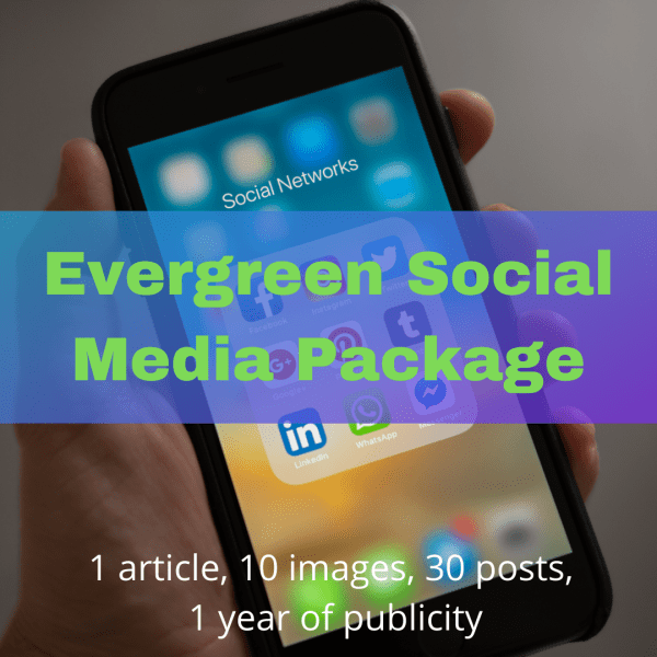 Evergreen Social Media Package