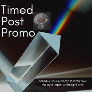 Timed Promo post
