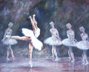 Swan Lake by Heidi Beyers