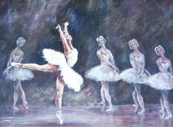Swan Lake Act IV No 2