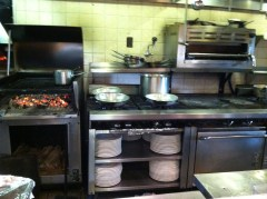 The Kitchen at Bonterra Dining and Wine Room