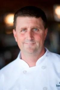 Chef Bruce Moffett Barrington's Restaurant