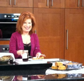 Heidi Billotto bakes on WCNC's Charlotte Today - January 9, 2014
