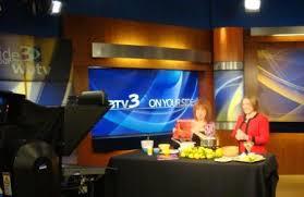 Heidi on  WBTV circa 2009