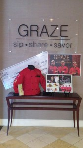 Graze team shrine