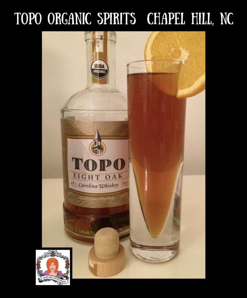 TOPO Organic Spirits Chapel Hill, NC