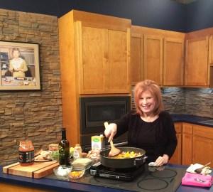Heidi Billotto Cooks