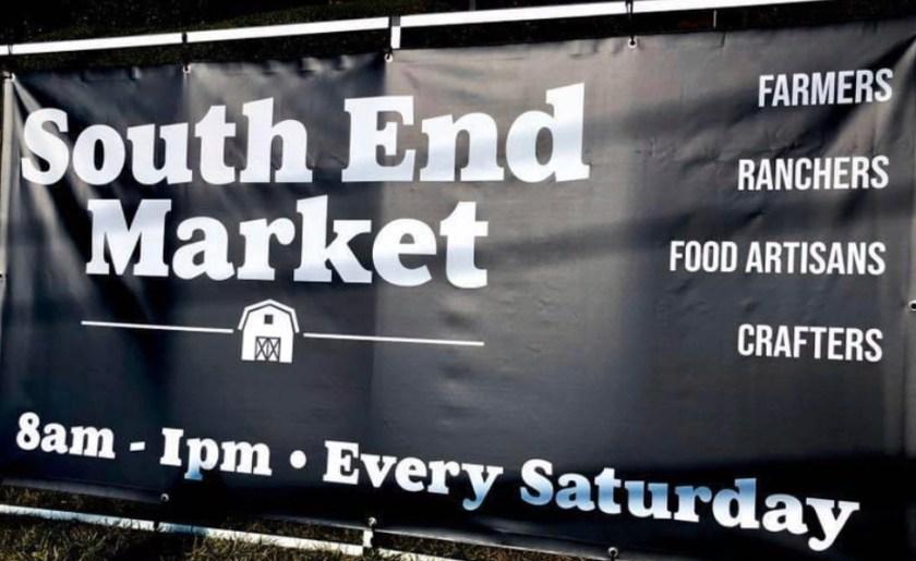 southend market sign