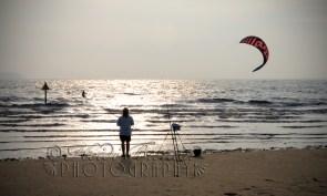 22nd July 2013 - Weston-super-Mare beach life